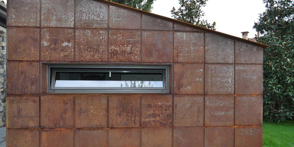 Tancaments exteriors d'alumini