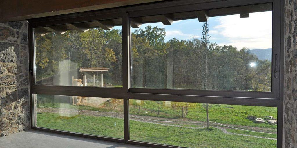 Tancaments alumini de finestrals